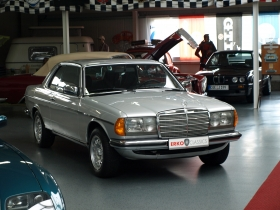 MB 280CE Coupe W123