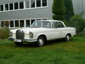 Mercedes Benz 220SEb Coupe W111