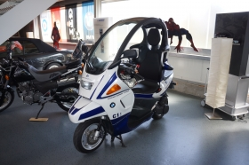"BMW C1 ""Williams Edition"""