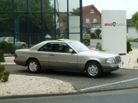 Mercedes Benz E220 Coupé W124 C